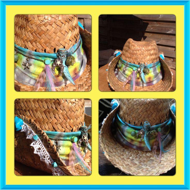 Ibiza gypsy hat