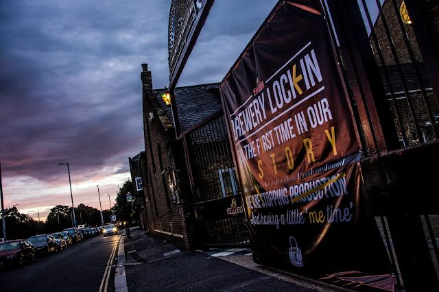 Fullers Brewery | Banners