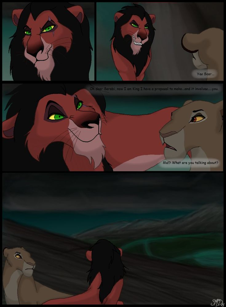The Lion King - The Divine One Page 2 by MerlynsMidnight ...