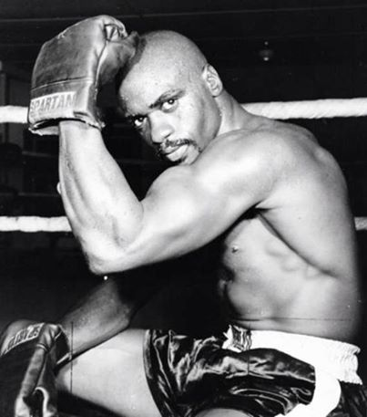 """Rubin """"Hurricane"""" Carter 1937-2014 Boxer-turned-symbol for racial injustice. Served 19 years on a wrongful triple-murder conviction. And yes, the man behind Bob Dylan's song, """"Hurricane."""" #SkimmdFact"""