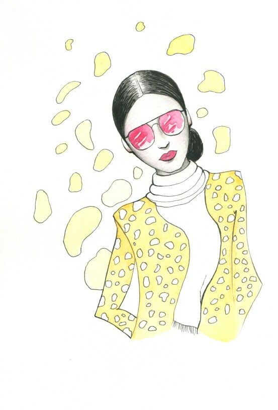 Animal Print. Fashion.  Style.  Beauty.  Sunglasses evavenezia