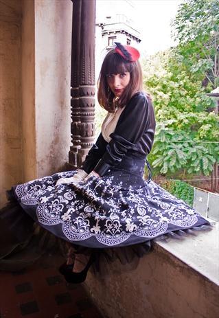 Raina Skirt- drama queen mode on!