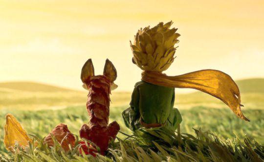 Le Petit Prince par Saint Exupéry (movie's picture 2015)