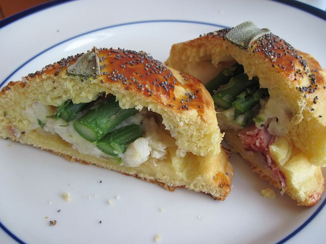 Savory Brioche Pockets | Food escapades-Breads, Roll & Muffins | Pint ...