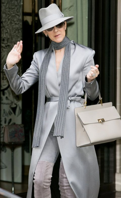 Is Celine Dion 2016's Most Stylish Star? A Look at the Diva's Recent Fashion…