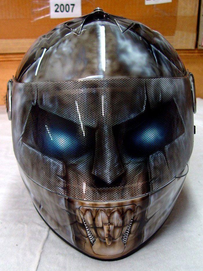 custom painted Motorcycle Helmets | Custom Painted Motorcycle Helmets Helmet, custom painted 300
