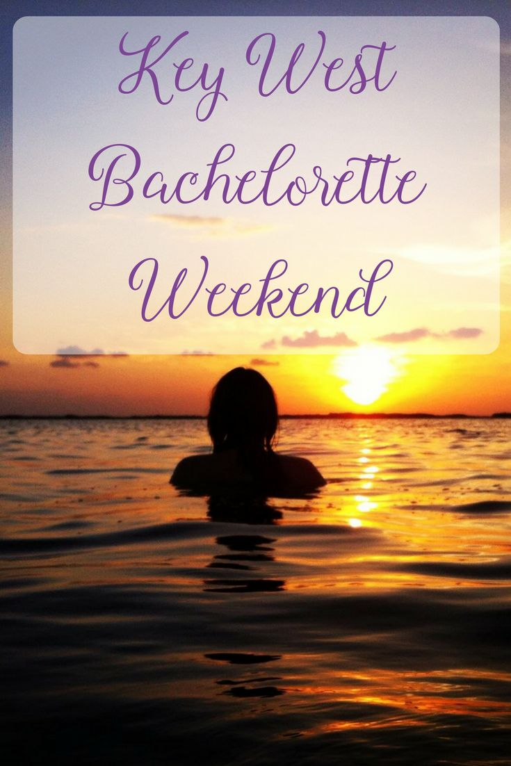 Need tips for planning the perfect bachelorette party? Check out what I did at my friends Key West Bachelorette Weekend