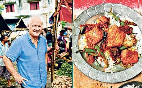 Rick Stein loves the strong, fresh taste of this madras curry
