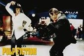 Jackrabbit Slim's, Pulp Fiction Poster: 61cm x 91.5cm - Buy Online  http://www.popartuk.com/film/pulp-fiction/jackrabbit-slims-pas0443-poster.asp  #PulpFiction #QuentinTarantino #UmaThurman #JohnTravolta #DanceScene #CultFilm