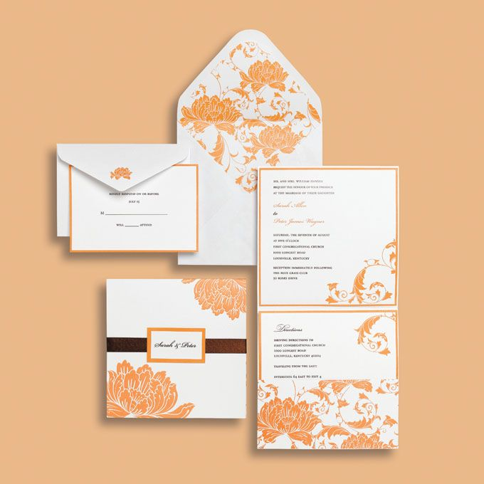 45 best wedding invitations images on pinterest, Wedding invitations