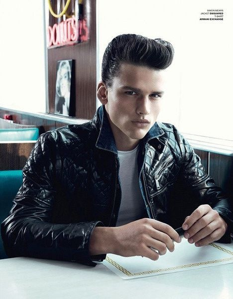 Men's Rockabilly Hairstyle Inspiration to Show Your Barber! | Straw Boss Word…