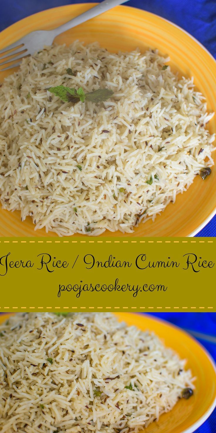 Jeera rice or jeera pulao is one of the easy and flavorful rice prepared in India and can be served with any kind of curry whether it is vegetarian or non vegetarian. Over the time, many variations are being done with this recipe. Some people prefer to ad