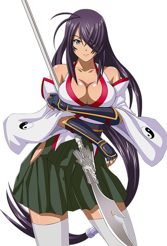 kanu unchou warrior render by doublea2015deviantartcom