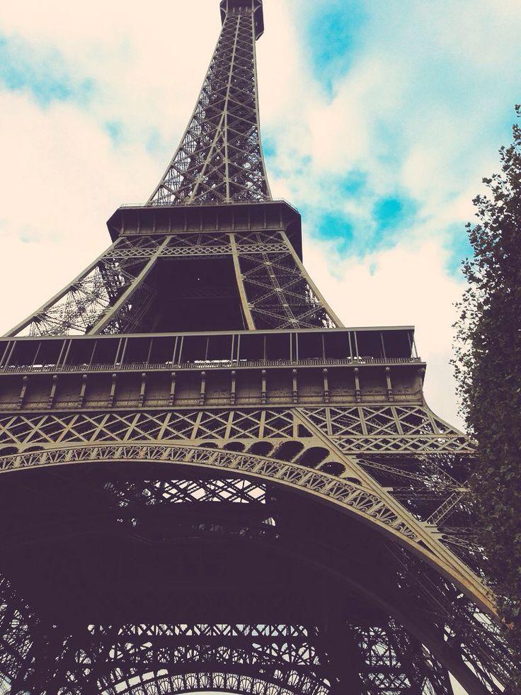 Paris, France. Eiffel Tower