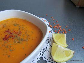 Mijn mixed kitchen: Mercimek çorbası (Turkse linzensoep)
