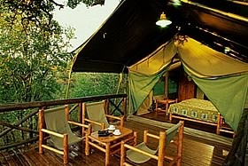 Mpila Camp at Hluhluwe Imfolozi Game Reserve in KwaZulu Natal, SA (If you don't believe in God you will real quick)