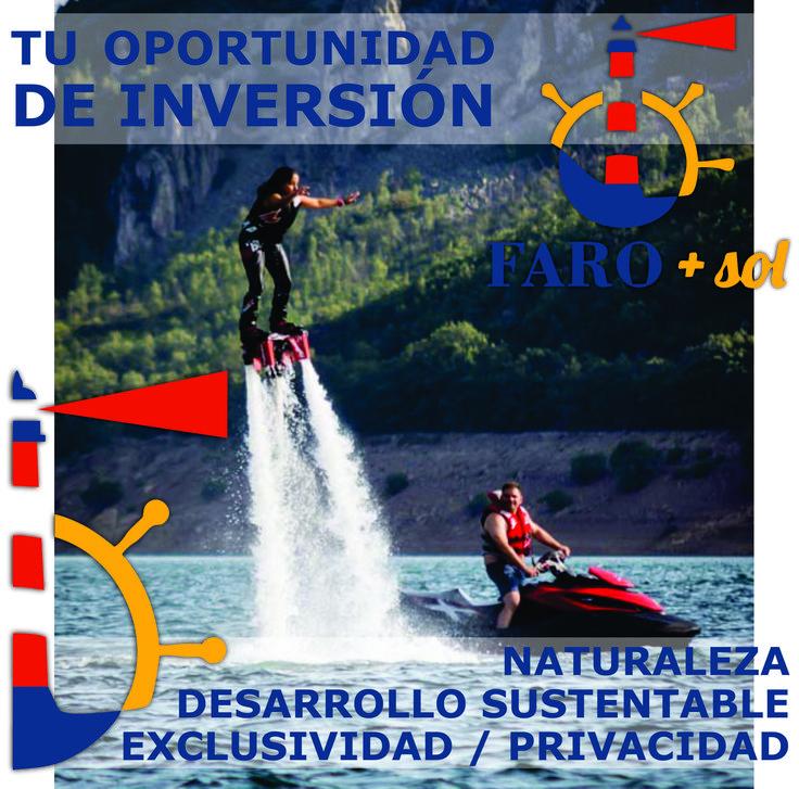 FARO ➕ SOL: Increíbles hectáreas ubicadas en una zona estratégica del Valle de Calamuchita. Holding Fortuna