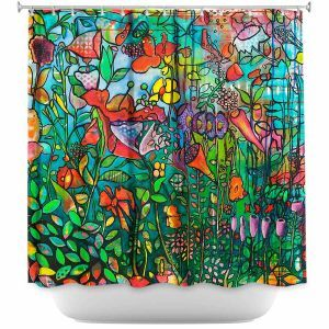 Cool Funky Shower Curtains | Kim Ellery Serendipity