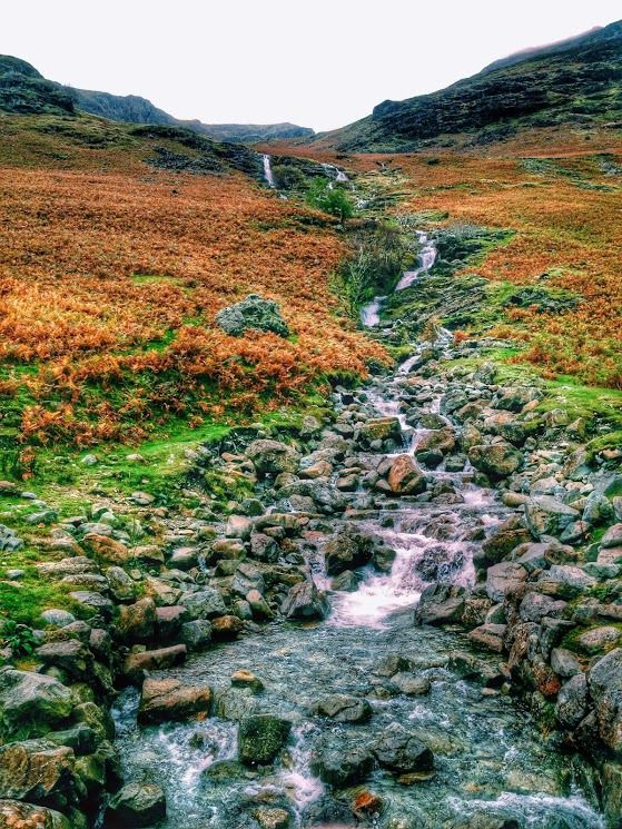 Hiking with Kids in the Lake District, England
