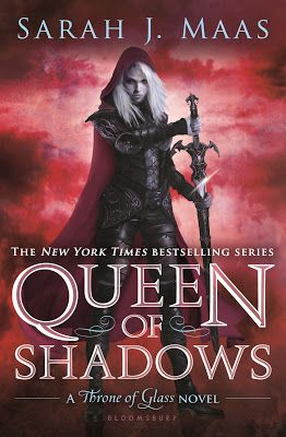 Release Day: Queen of Shadows!!!