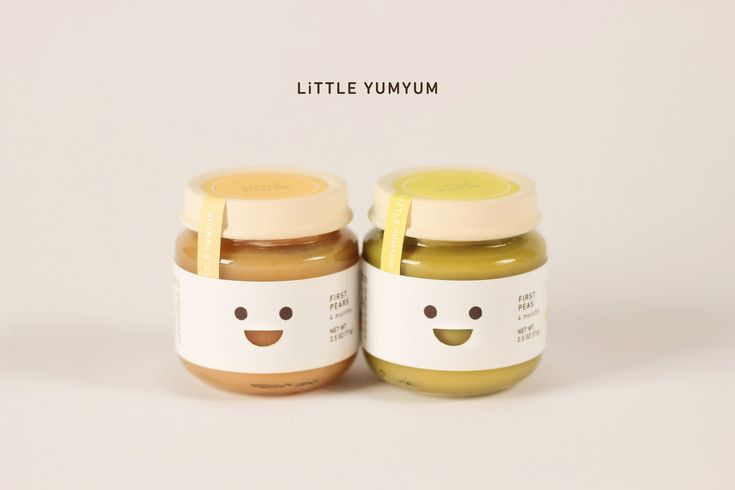 Little Yumyum Baby Food (Student Project) on Packaging of the World - Creative Package Design Gallery