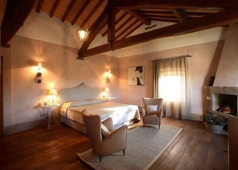 CasaValdiPesa, european bedroom