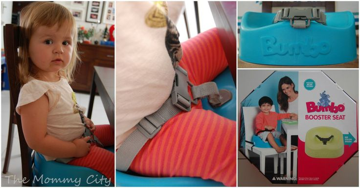Bumbo Booster Seat : The Mommy City