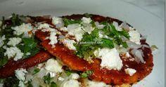 ¿Gusta Usted? : Enchiladas Sonorenses. Sencillas y deliciosas. Antojitos Mexicanos. Receta