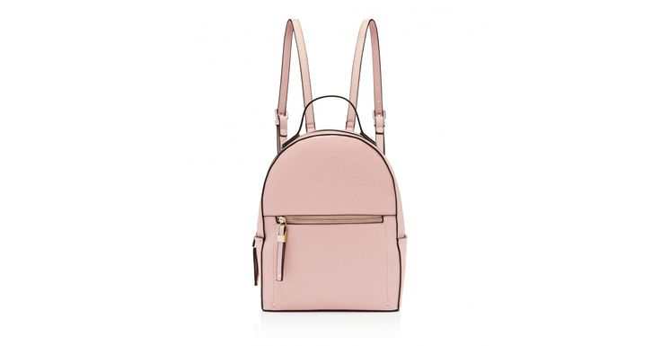 For covetable style and timeless elegance, finish your look with our Hannah Structured Backpack.