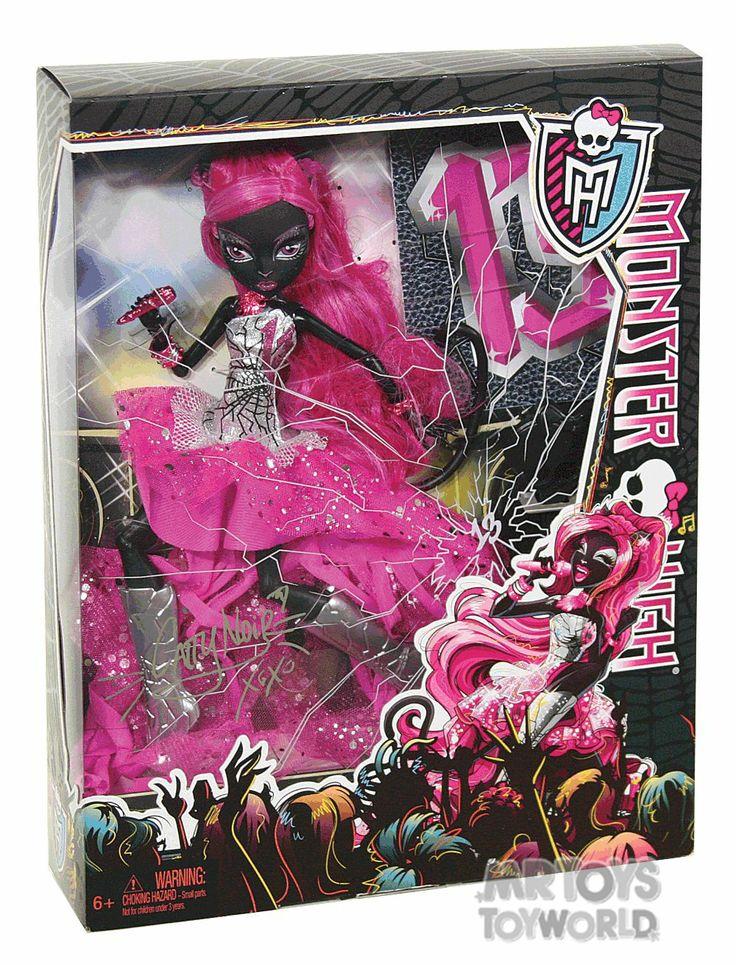 Monster High Catty Noir - 40
