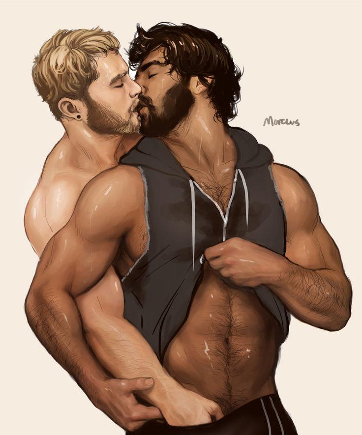 Gays in drag