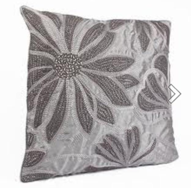 Malini samira cushions in slate