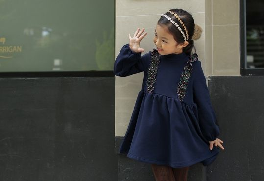 Korea children's No.1 Shopping Mall. EASY & LOVELY STYLE [COOKIE HOUSE] Flower Angel One Piece / Size : 7-15 / Price : 29.00 USD #cute #koreakids #kids #kidsfashion #adorable #COOKIEHOUSE #OOTD #dress #onepiece #dailylook #dailyfashion #casual #lovely