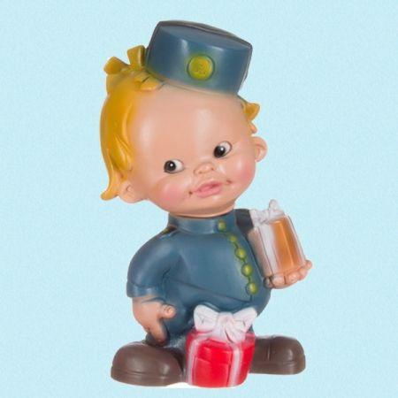 Lift Boy! Sparebøsse fra Ruth66. Om denne nettbutikken: http://nettbutikknytt.no/ruth66-no/