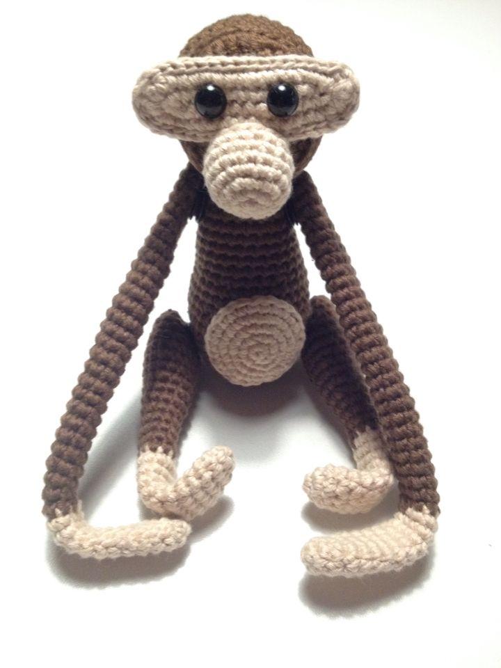 Ann's Kay Bojesen abe i lys brun