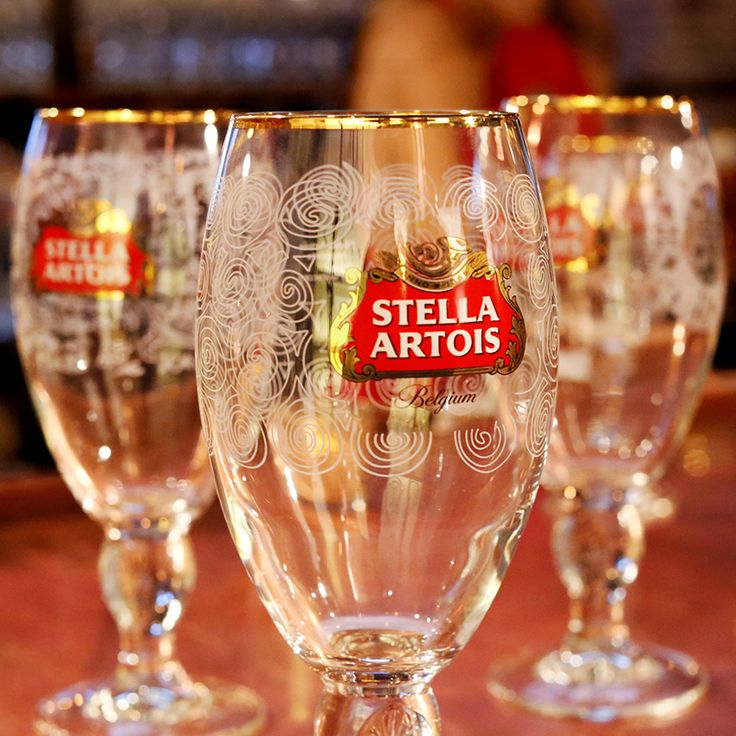 Stella Artois's 'Buy a Lady a Drink,' a campaign helpss raise awareness of the global water crisis. | Show your support by purchasing these custom Stella Artois chalices that feature designs inspired by communities where Water.org works.