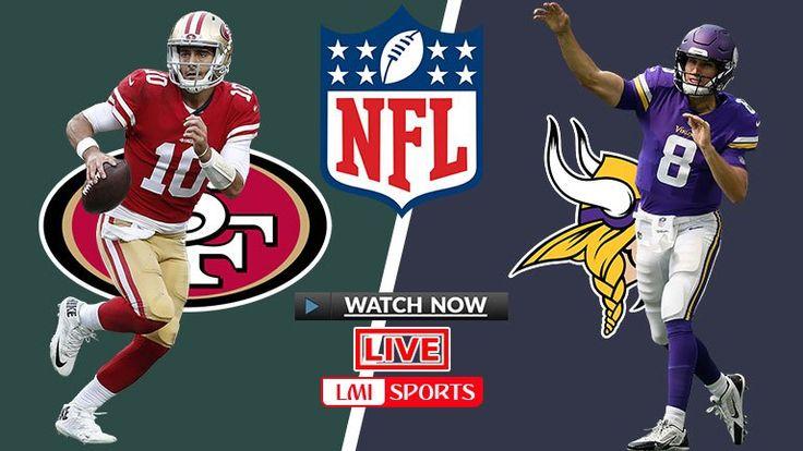 NFL Divisional Round 49ers vs Vikings Reddit NFL Streams