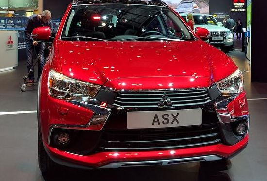 2017 Mitsubishi ASX Fee $20,000 - New Car Rumors