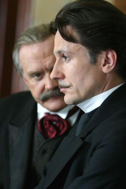 Oleg Menshikov & Nikita Michalkov