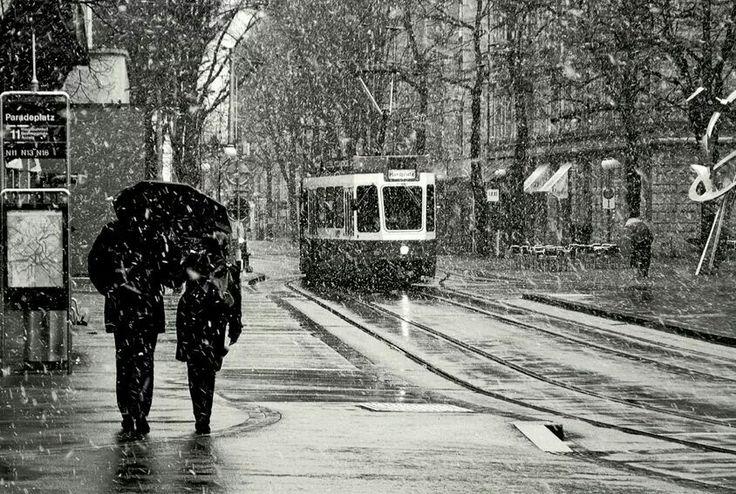 #LONDRES nevado