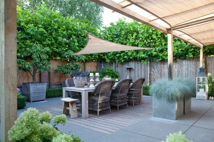 Foto's van een rustieke & brocante tuin: stoere achtertuin | homify