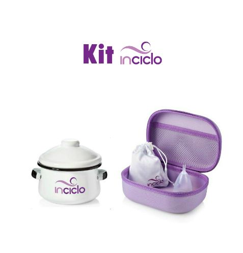 Kit Inciclo + Panelinha + Necessaire