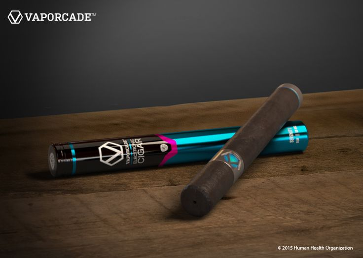 Vaporcade™ Electronic Cigars, Serenity: Tanginess immediately mellowed with sweet deliciousness reminiscent of raspberry! Available in single cigars and cartons.