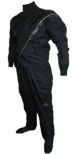 *2014 Musto Dinghy Drysuit BLACK. SO2005 FREE UNDERFLEECE