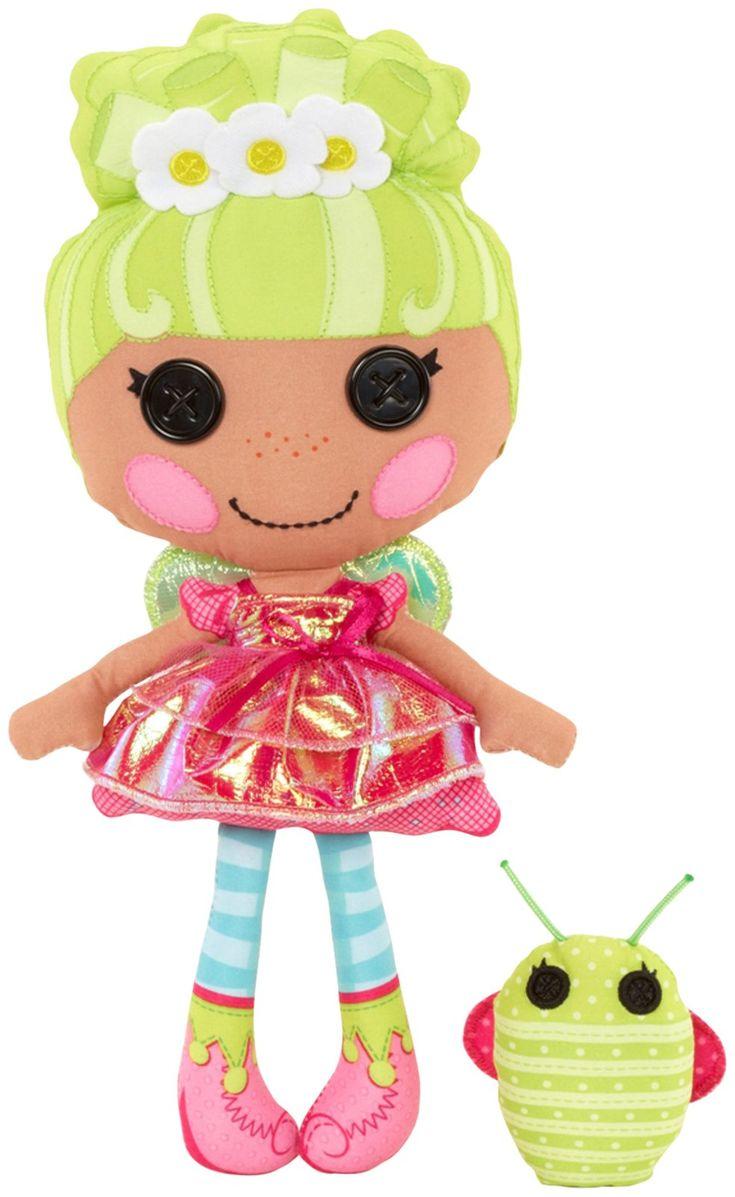 Lalaloopsy мягкие куклы - Pix Е. флаттера