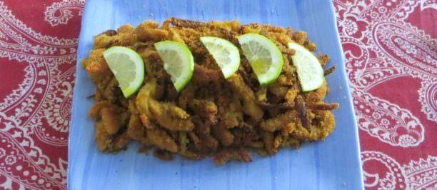 Bastoncini di pollo croccanti al forno | Ricette della Nonna