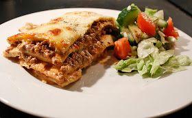 Allt om LCHF.nu: Lasagne al forno per LCHF