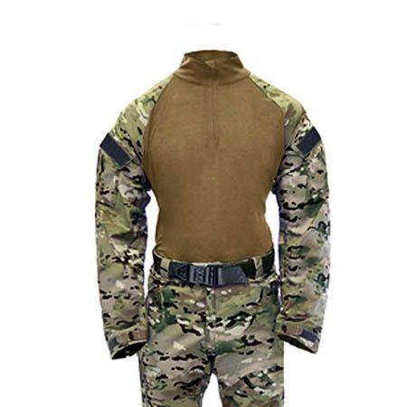 HPFU Slick (no I.T.S.)-Shirt, Multi Cam®, Large. $109.95