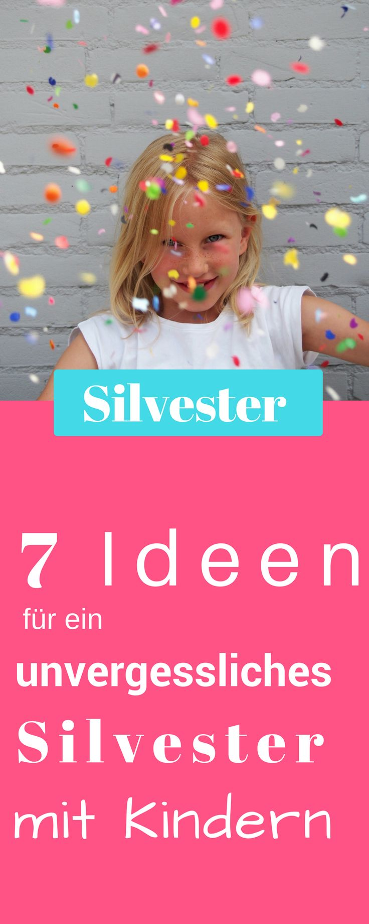 die besten 25 silvester mit kindern ideen auf pinterest. Black Bedroom Furniture Sets. Home Design Ideas