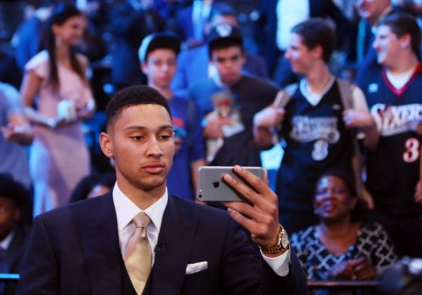 Sixers Draft Ben Simmons With No. 1 Pick | Hoops Rumors